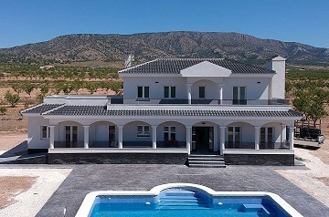 New build villa's with wow!factor