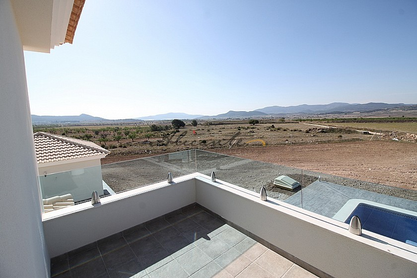 Luxury new build villa with guest house and garage in Alicante Property
