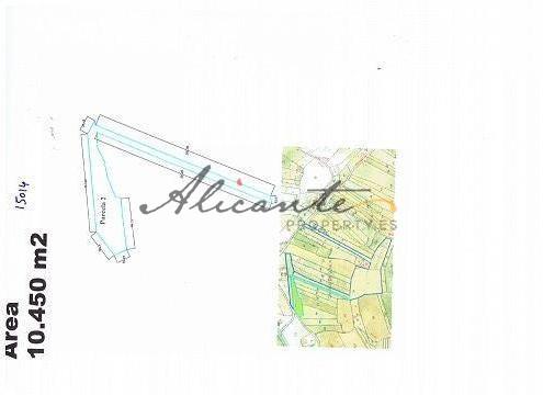 Land in Alicante, Pinoso