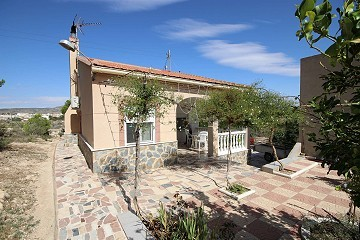 Detached Country House close to Monovar with great views