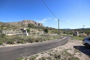 Building plot of land in Macisvenda with tarmac access