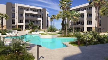 Fully Equipped Apartments in La Zenia