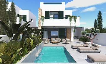 Olive Collection Villa 3 Bed 4 Bath with Pool