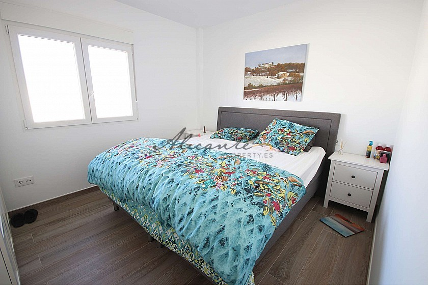Brand New Detached Villa walking distance to Pinoso in Alicante Property