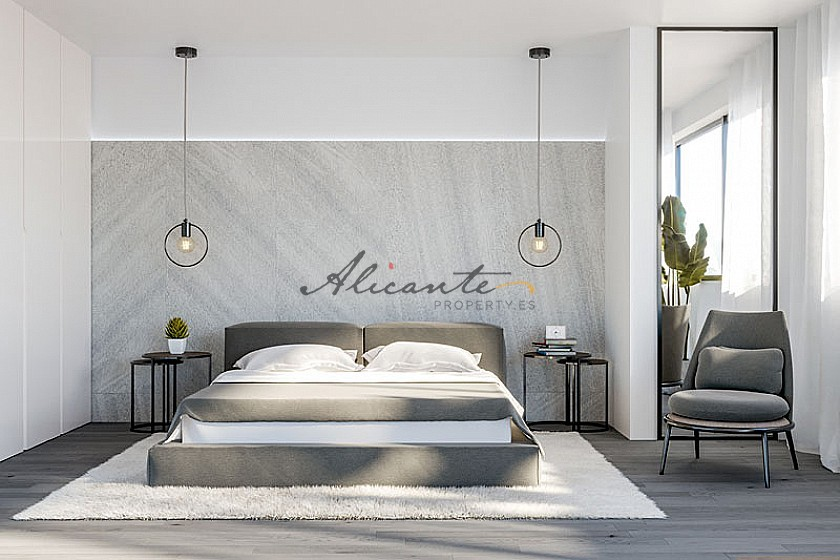 New Build  Apartments in Alicante Property