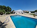 Lovely house with pool on El Reloj, Fortuna in Alicante Property